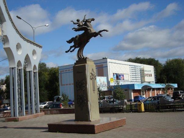 Проспект Габдуллы Тукая