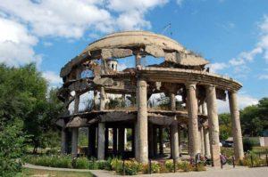 Ротонда (руины)