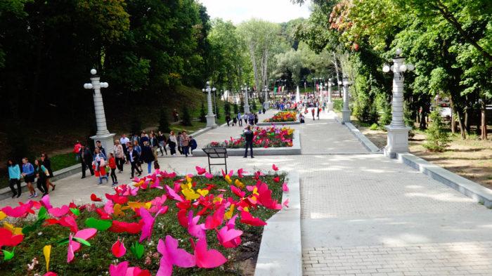 Воронежский центральный парк