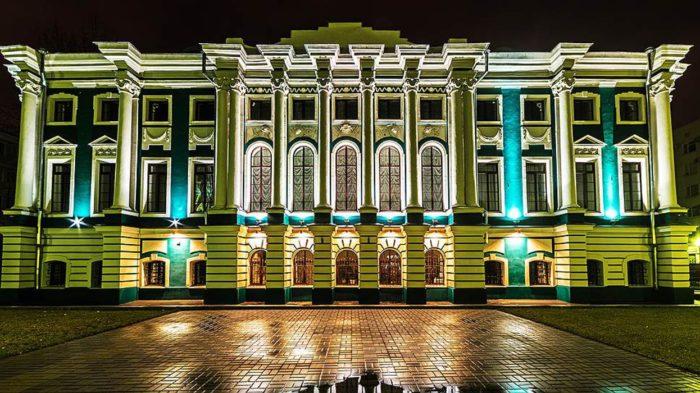 Воронежский дворец – Художественный музей