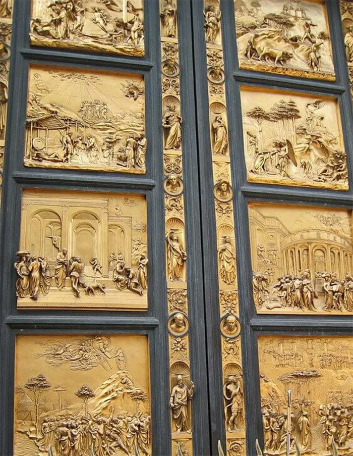Восточные ворота собора