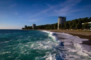Абхазия (Пицунда): пансионаты