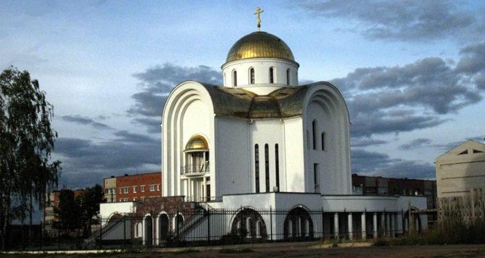 Церковь Георгия Победоносца