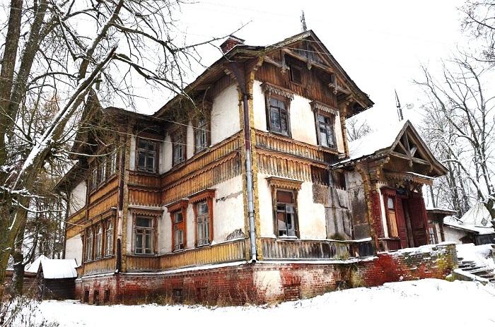 Дача купцов Рябушинских