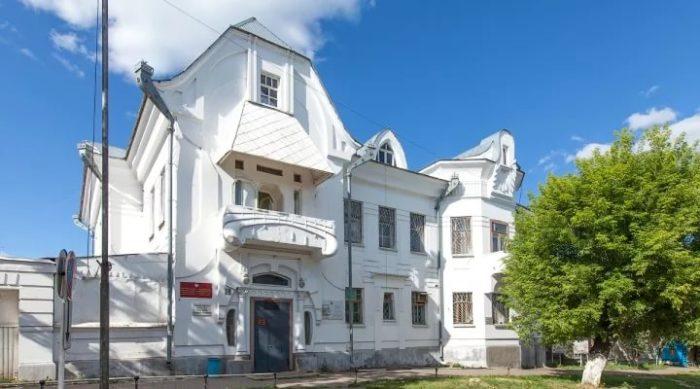 Дом купца Смагина