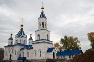 Елабужский Казанско-Богородицкий женский монастырь