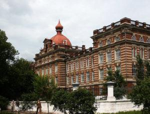 Епархиальное женское училище, ныне филиал Казанского университета
