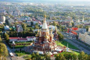 Ижевск: достопримечательности города