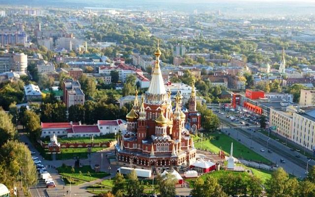 Ижевск фото города