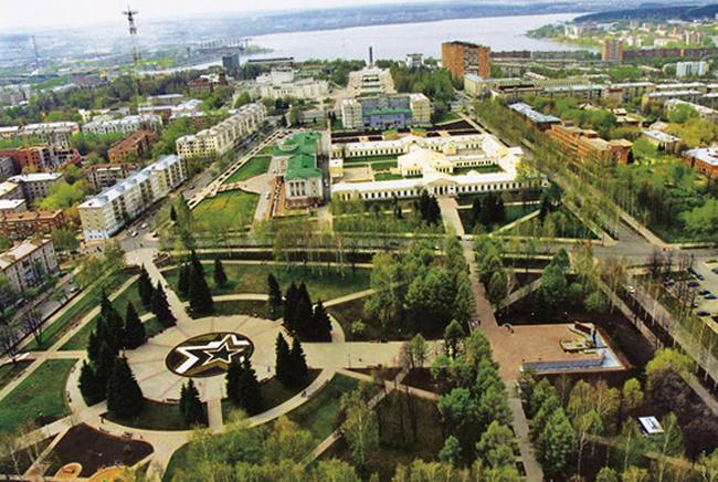 Летний сад (Парк Горького)