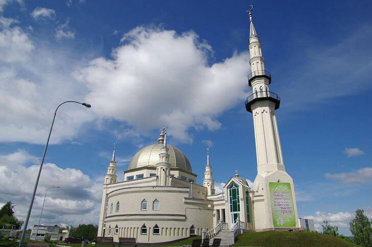 Мечеть «Нур-Ихлас»