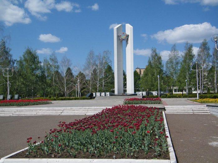 Мемориал участникам Великой Отечественной
