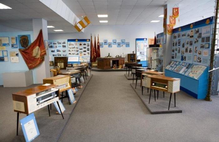 Музей Сарапульского радиозавода