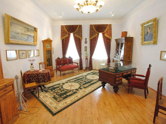 Музей уездной медицины имени Бехтерева