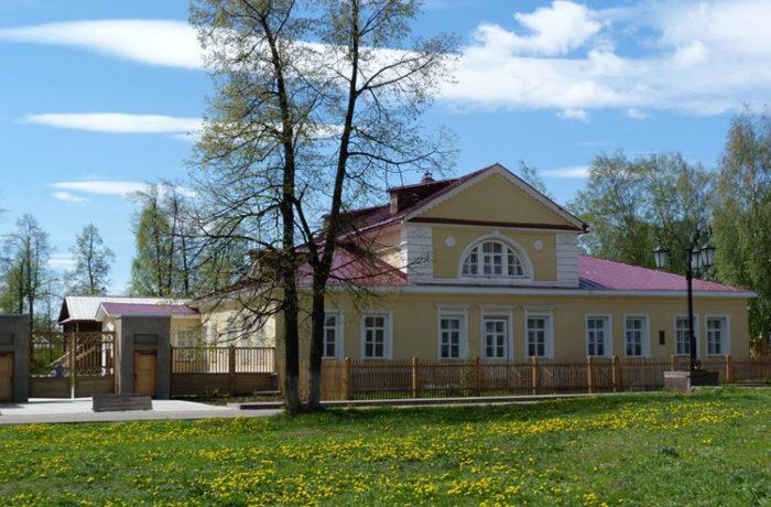 Музей-усадьба семьи Чайковских