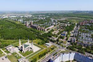 Нижнекамск: достопримечательности города