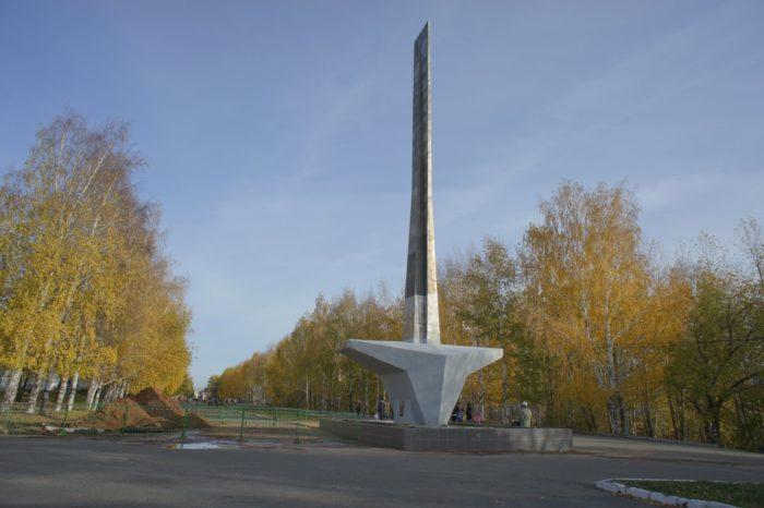 Памятник «Карающий меч»