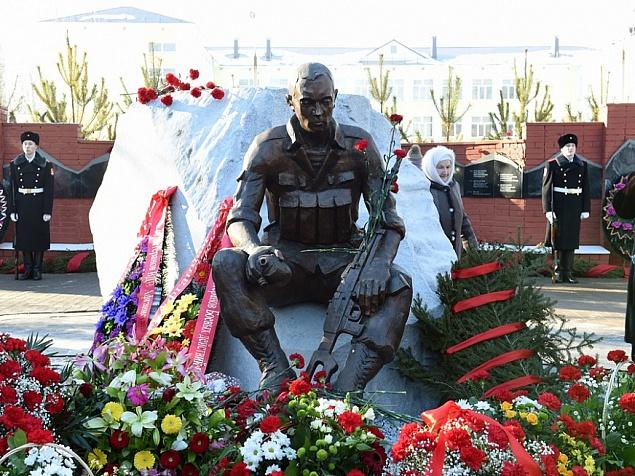 Памятники воинам-интернационалистам