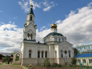 Пантелеймоновская церковь