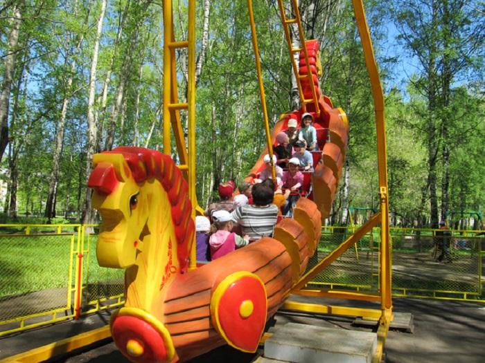 Парк культуры и отдыха имени Горького