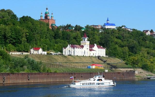 Сарапул на карте России. Узнать где находится, получить координаты и посмотреть фото Сарапула