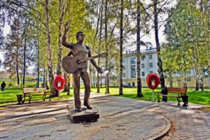 Сквер имени Высоцкого-01