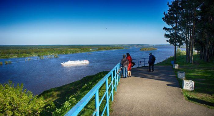 Смотровая площадка «гора Урал»