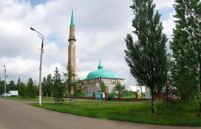 Соборная мечеть «Джамиг»