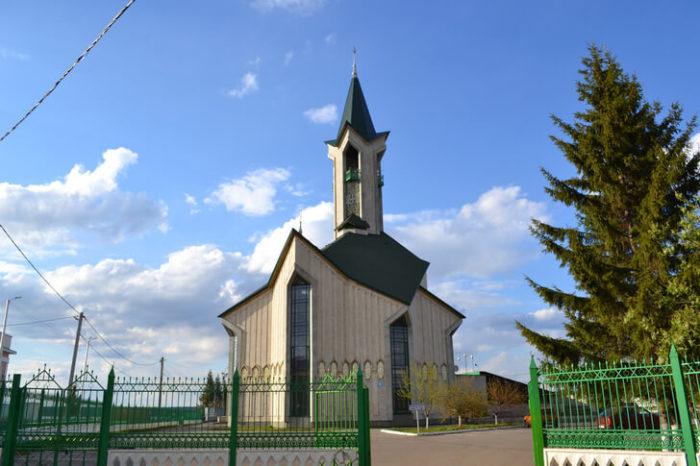 Соборная мечеть «Таубэ»