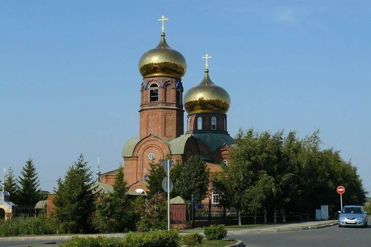 Свято-Вознесенский кафедральный собор (Боровецкая церковь)