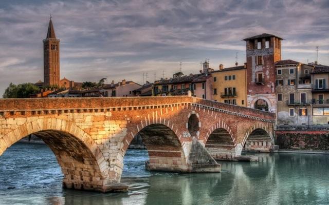Верона (Италия): достопримечательности