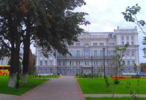 Здание администрации Сарапула