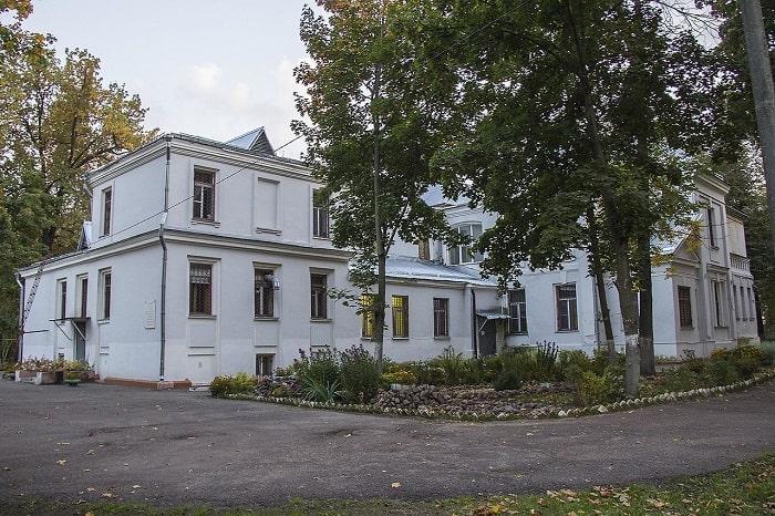Дом Оглоблина