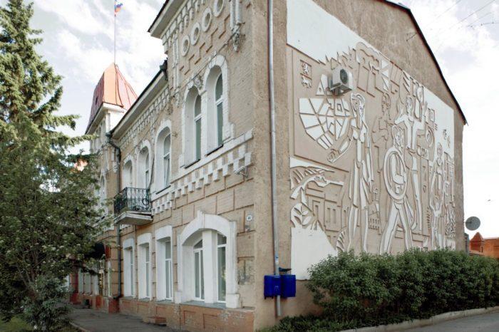 Дом фирмы «Зингер» с магазином