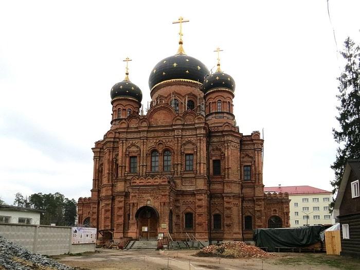 Гуслицкий монастырь