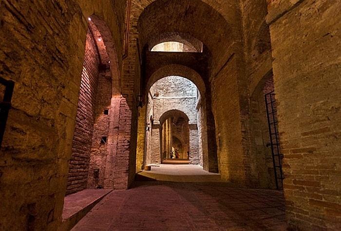 Крепость Рокка Паолина