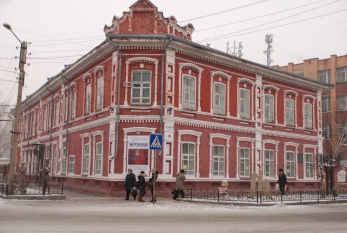 Минусинская городская картинная галерея