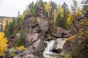 Водопад Богунай