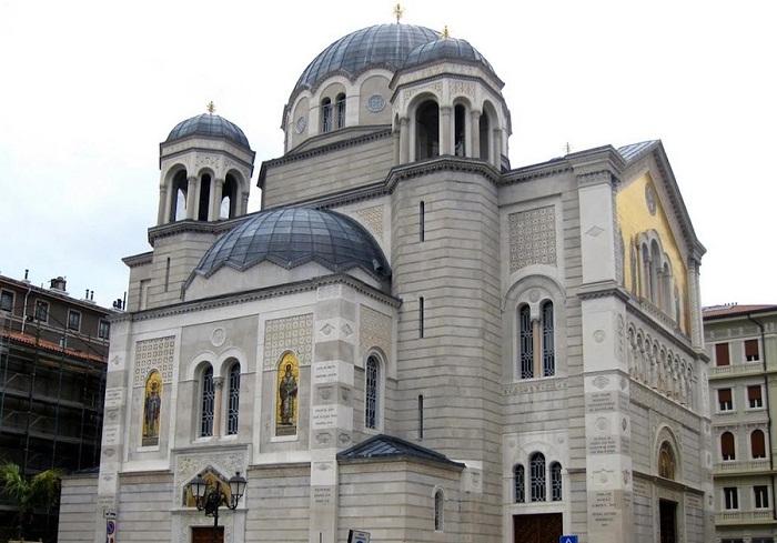 Церковь святого Спиридона