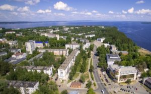 Чайковский: достопримечательности города