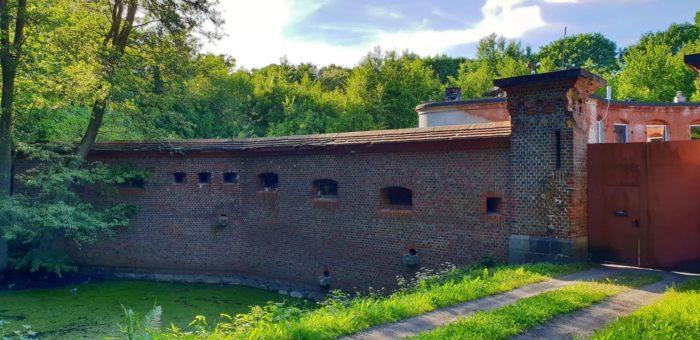 Форты Западный, Восточный и Форт Штилле