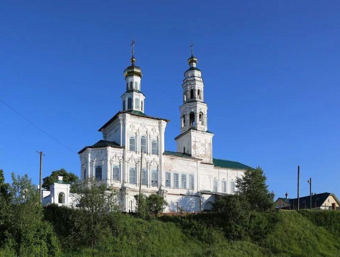 Храм Иоанна Предтечи («церковь-корабль»)