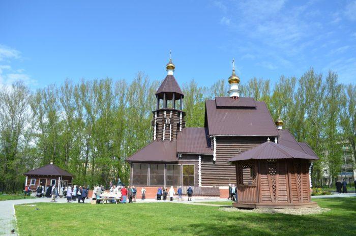 Храм Луки Войно-Ясенецкого