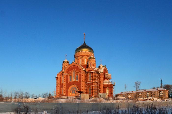 Храм Николая Чудотворца и Димитрия Солунского (Никольский храм)