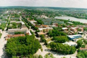 Лысьва: достопримечательности города