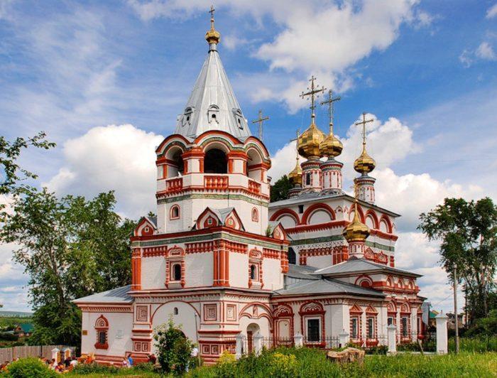 Музей древнерусского искусства в Богоявленской церкви