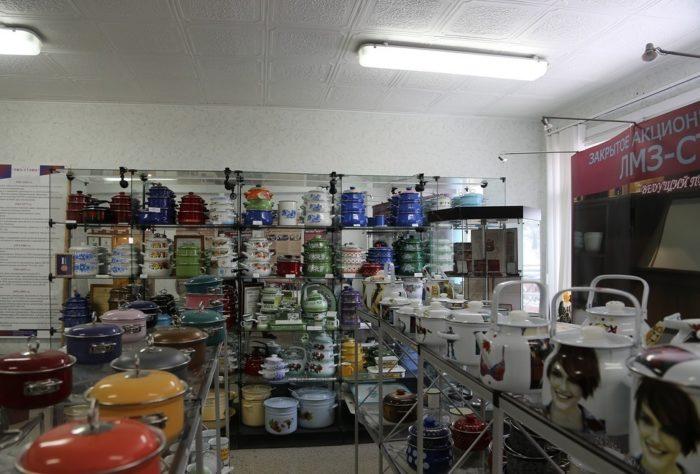 Музей эмалированной посуды и фритт