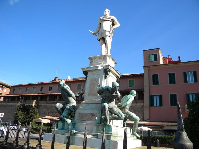 Памятник четырём маврам