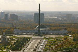 Поклонная гора (Москва): что посмотреть