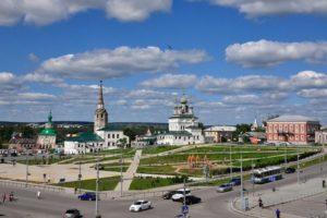 Соликамск достопримечательности города